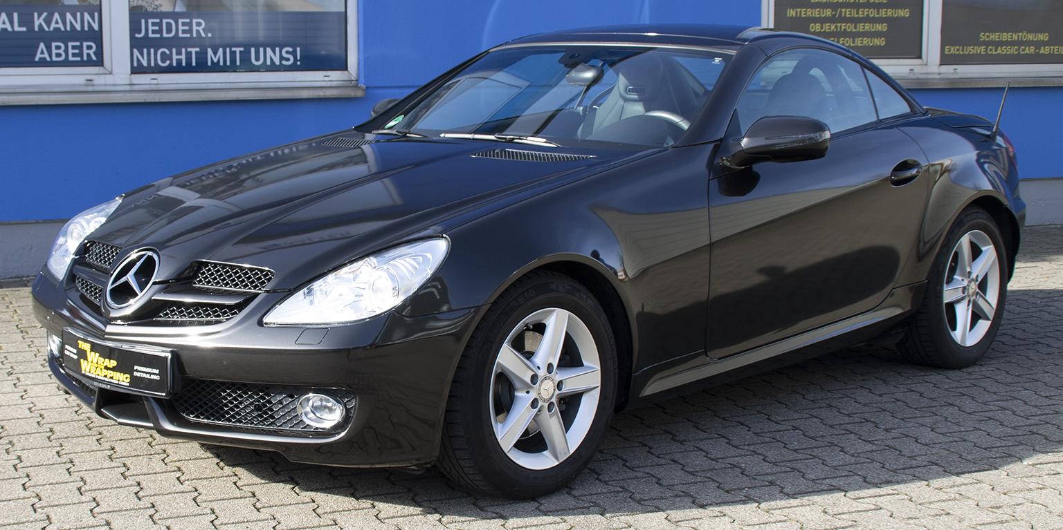 Car Detailing - Mercedes